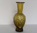 Vase Tete Amber