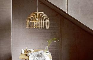 Bamboo Dome Shade